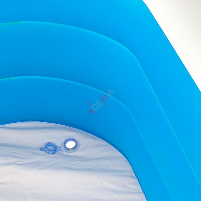 Piscine gonflable rectangulaire 305 x 183 x 56 cm