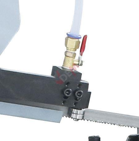 Scie à ruban Scie à bande pour métaux MBS 220