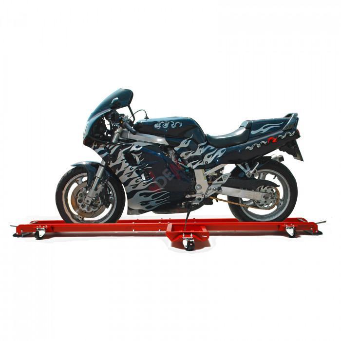 Rail de rangement moto - 567 kg - Long 1950 mm
