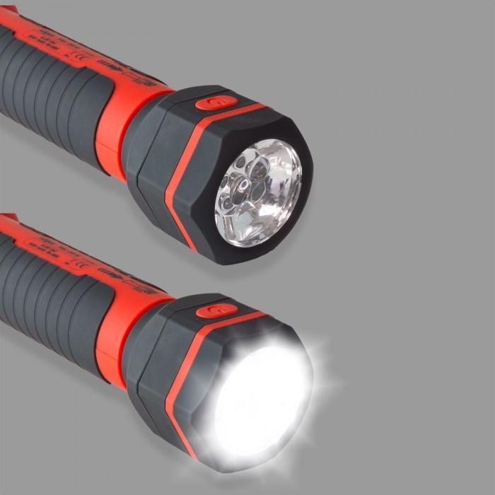 Baladeuse led téléscopique aimantée - Lampe torche
