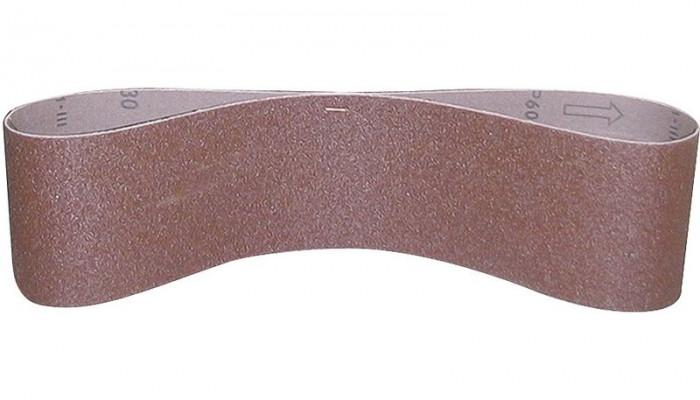 Bande abrasive - Grain 80 - 100 x 1220 mm