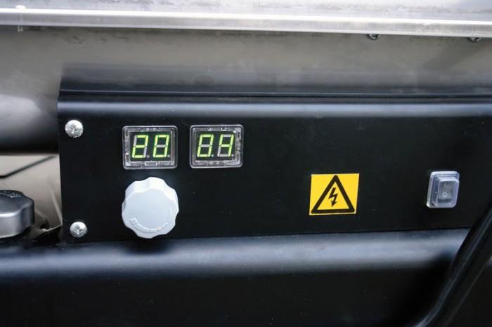 Chauffage d'atelier canon chauffant diesel GD 30 TRI