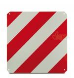 Plaque de signalisation pour remorque agricole ou camping car