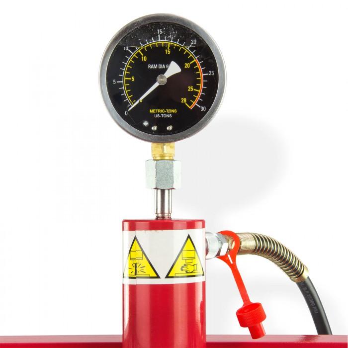 Presse d'atelier hydraulique - 20 T - WP 20 HPMF