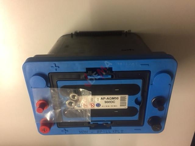 Batterie EXIDE MAXXIMA 900DC - AP-AGM50-900DC