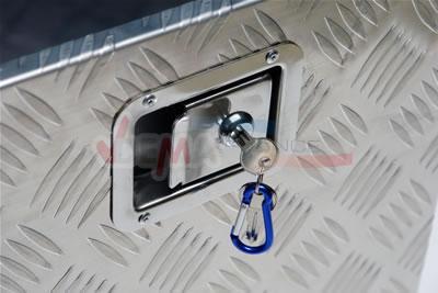 Coffre de flèche de remorque - 120 litres - VINTEC