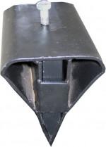 Coin de fente élargisseur pour fendeuses G02025 G02030