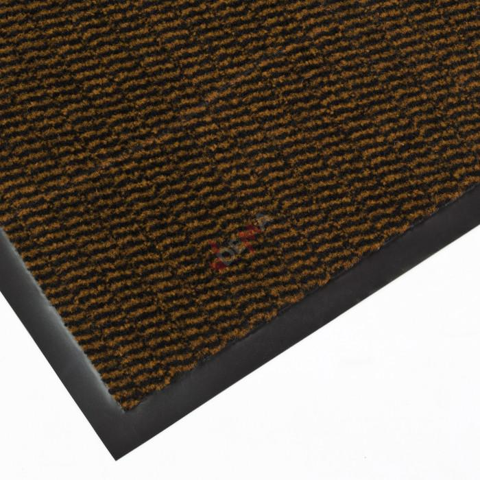 Paillasson - Tapis d'entrée SPEKTRUM 40x60 cm brun