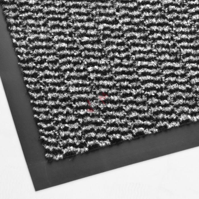 Paillasson - Tapis d'entrée SPEKTRUM 60x80 cm gris