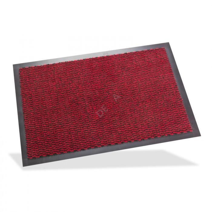 paillasson tapis d 39 entr e spektrum 40x60 cm rouge maison. Black Bedroom Furniture Sets. Home Design Ideas