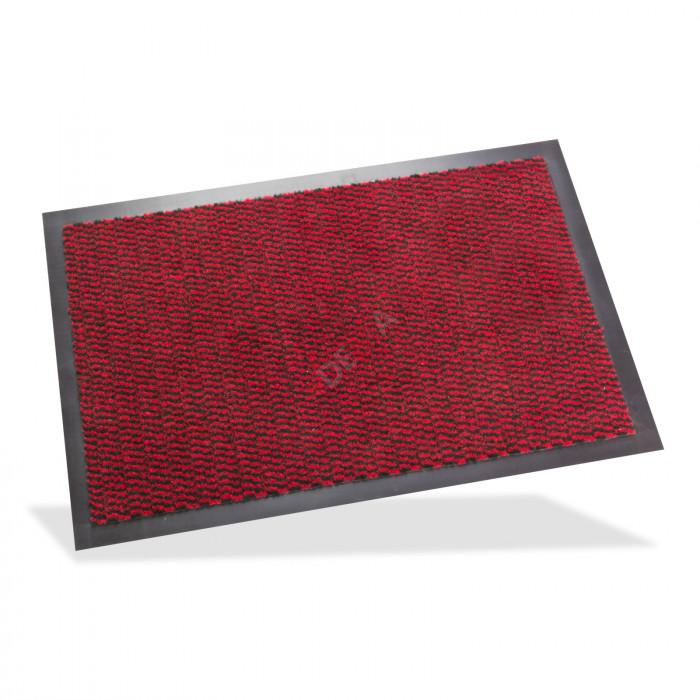 paillasson tapis d 39 entr e spektrum 60x80 cm rouge maison. Black Bedroom Furniture Sets. Home Design Ideas
