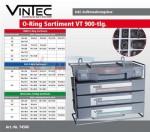 VINTEC - Assortiment de joints toriques HNBR SAE Métrique - 900 pièces
