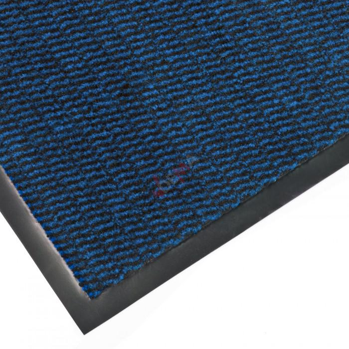paillasson tapis d 39 entr e spektrum 60x80 cm bleu bureau. Black Bedroom Furniture Sets. Home Design Ideas
