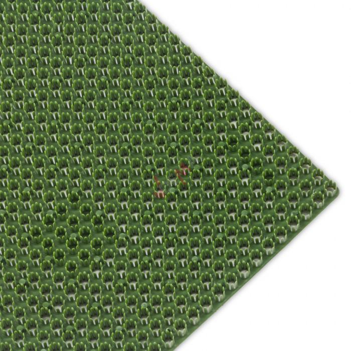 Paillasson - Tapis d'entrée Condor 40 x 60 cm - Vert