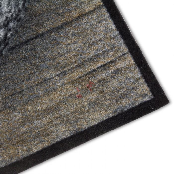 paillasson tapis d 39 entr e mondial 50 x 75 cm maison. Black Bedroom Furniture Sets. Home Design Ideas