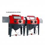 Cabine de sablage / sableuse multi action SK 1200 MA