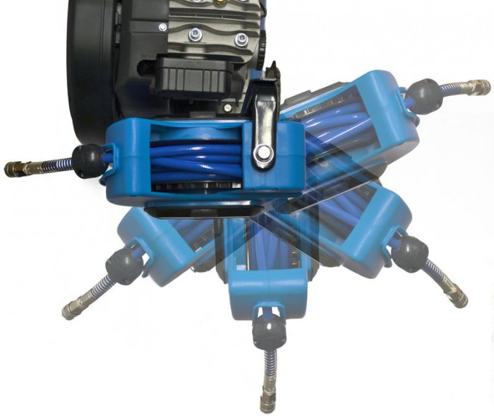 Compresseur 335 / 10 / 50 ST - en set