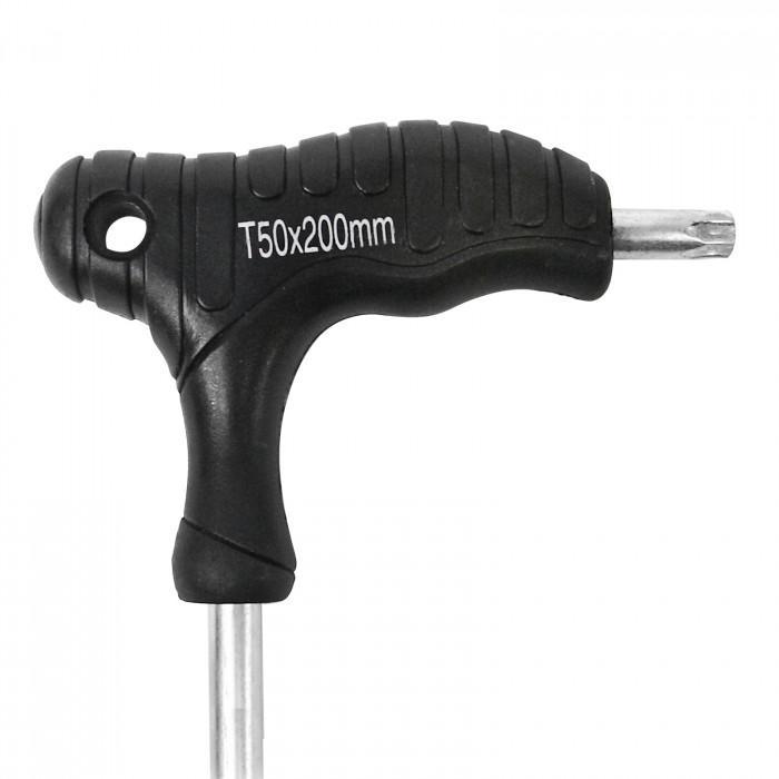"""Lot de 9 clés TORX poignées en """"T"""" 280 mm Chrome Vanadium outillage"""