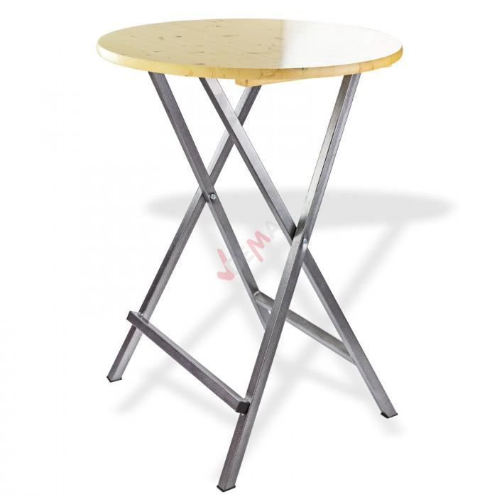 """table bistrot haute - mange-debout pliable """"visby"""" - maison"""