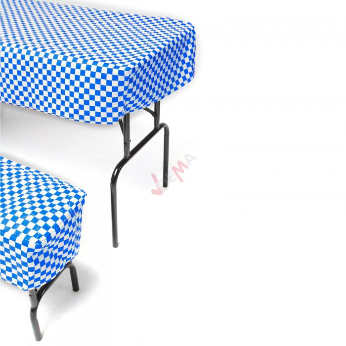 Housses pour table et bancs de brasserie