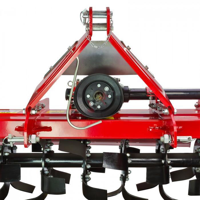 Fraise rotative arrière 125 - Pour tracteurs 20 - 30 CV