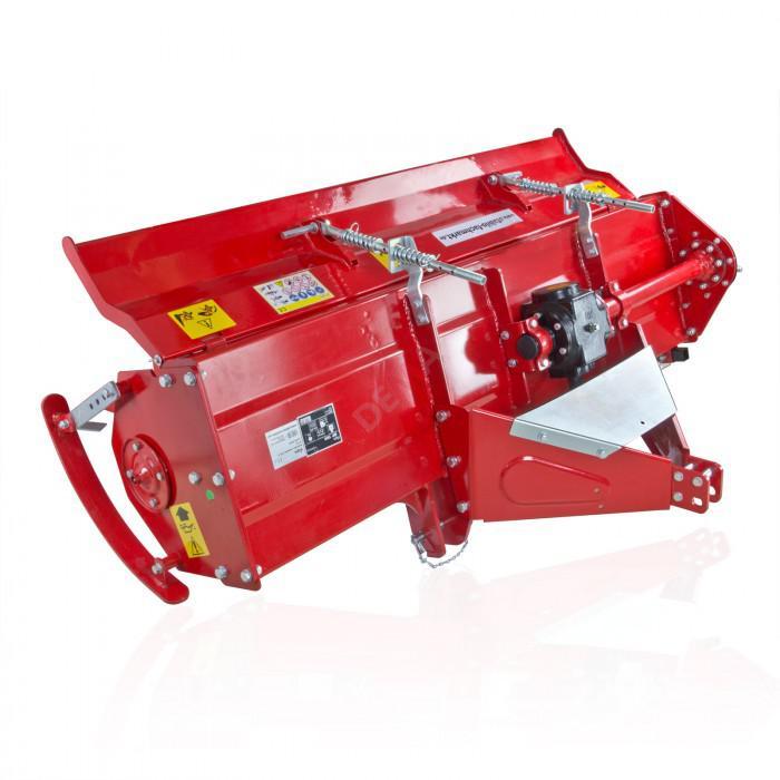 Fraise rotative arrière 180 - Pour tracteurs jusqu'à 50 CV