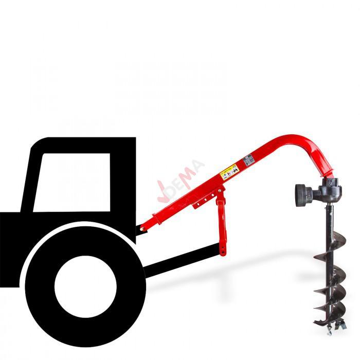 Tarière pour tracteur 300 mm EB150 PRO