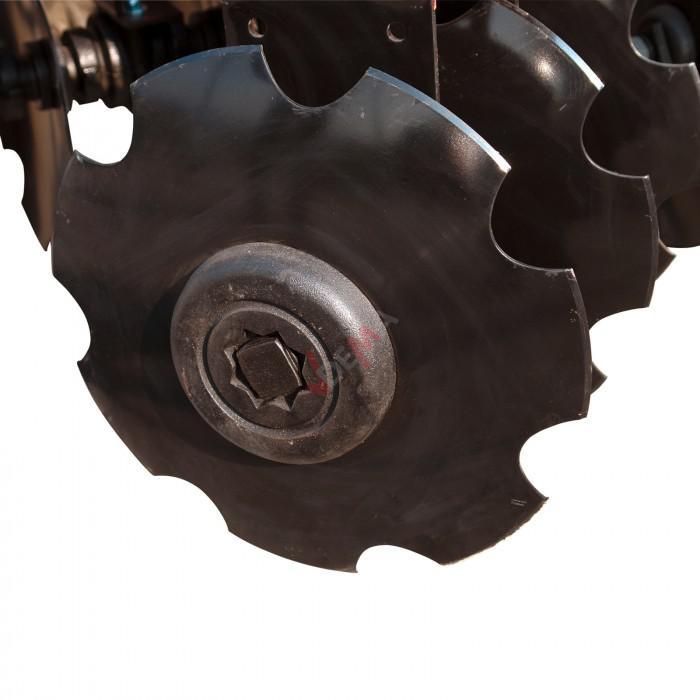 Déchaumeur à disques - Pulvériseur 115 cm
