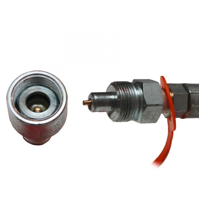 Compresseur de ressort hydraulique HF 750 kg ouverture maxi 240 mm