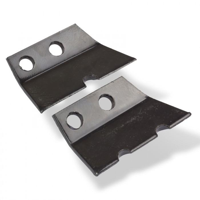 Couteaux de rechange pour mèche de tarière 3 points - 220 mm - D61805