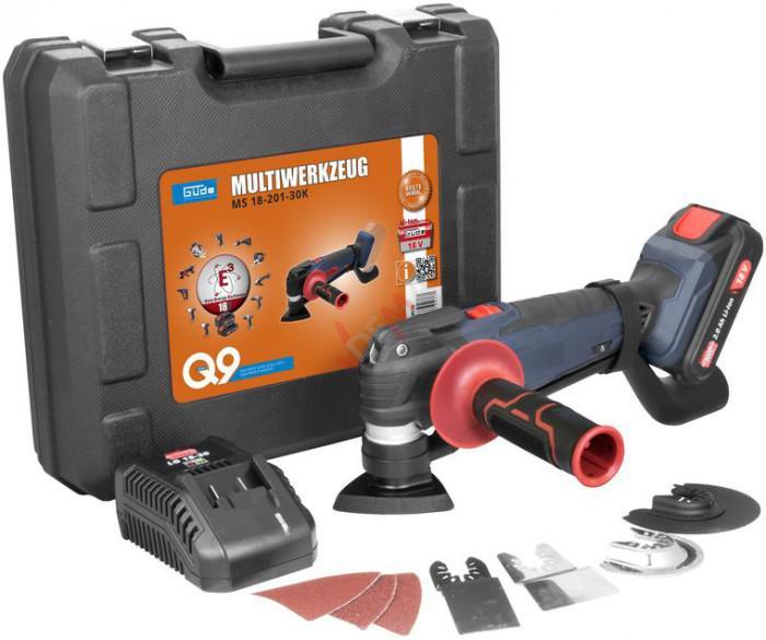 Outil multifonctions sans fil MW 18-201-30K