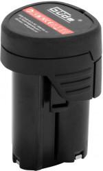 Batterie / Accu Li-ion 12 V - 2.0 Ah pour outils sans fil Güde