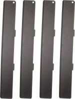 Séparations pour tiroirs des servantes d'atelier G40874 - Lot de 4