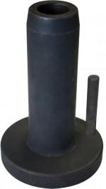 Adaptateur métallique 33 avec tige - Pour enfonce-pieux G94144