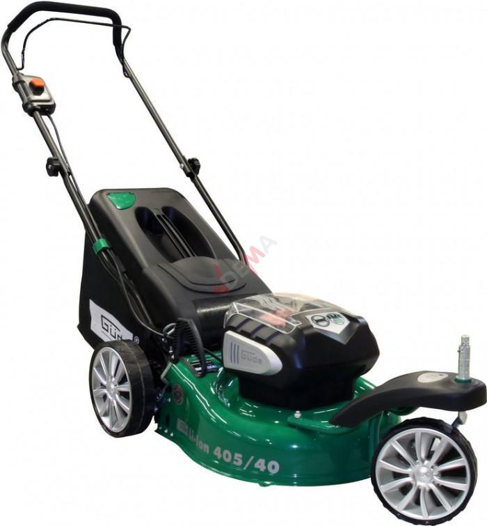 Tondeuse à accu Trike 405/40-2.5 S