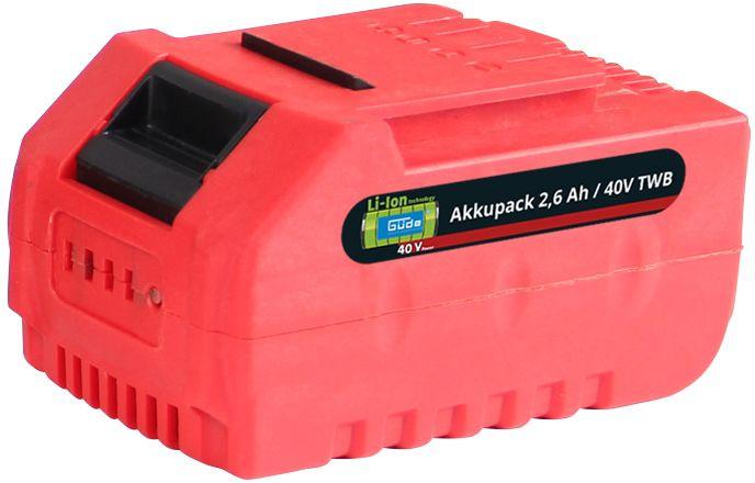 Accu 2.6 Ah / 40 V - TWB Li-Ion