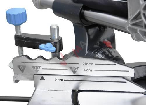 Scie radiale à onglets GRK 210/300 - Garantie 2 ans