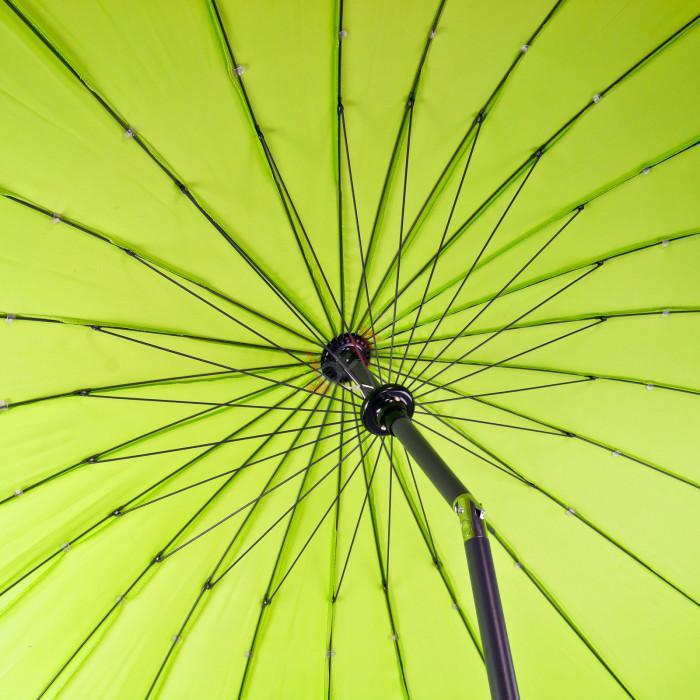 Parasol Tokio 2,5 m - Vert pomme