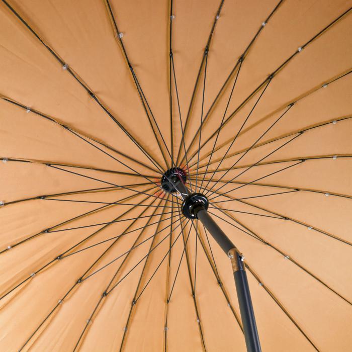 Parasol Tokio 2,5 m - Kaki