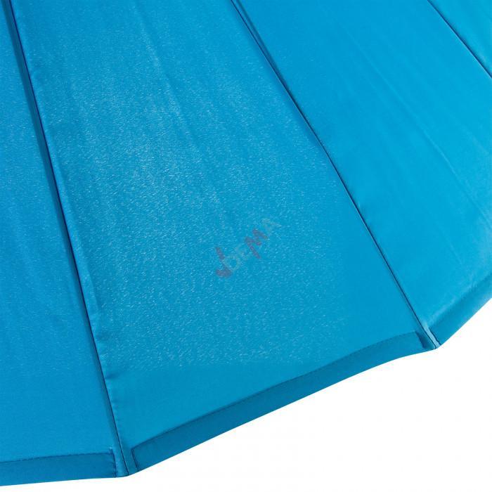 Parasol Tokio 2,5 m - Bleu azur