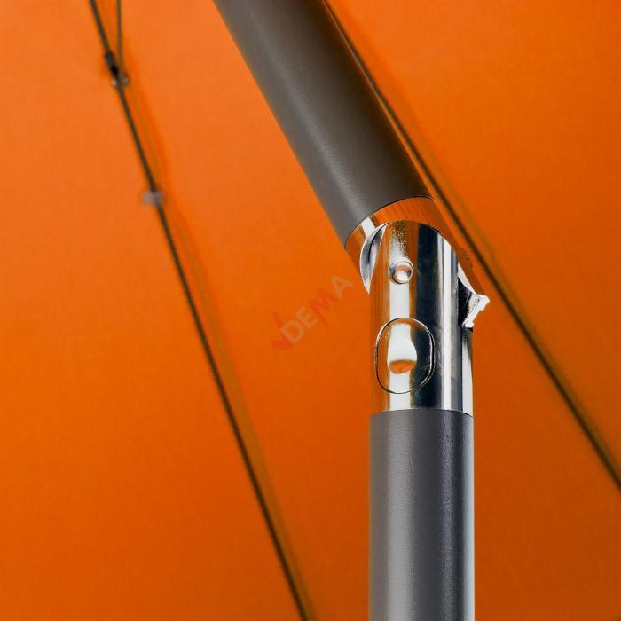 Parasol Tokio 2,5 m - Terracotta