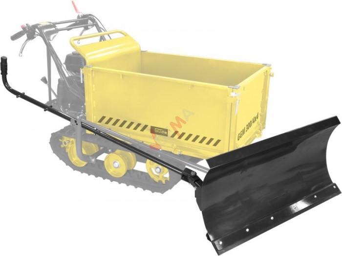 Lame chasse-neige pour mini dumper G55461