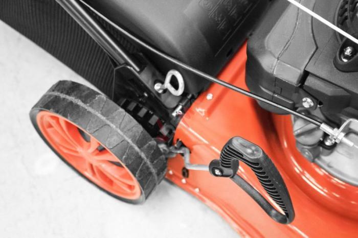 Tondeuse thermique autotractée Eco Wheeler Trike 410