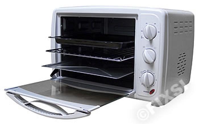Mini four grill - 1380 W - avec fonction grill