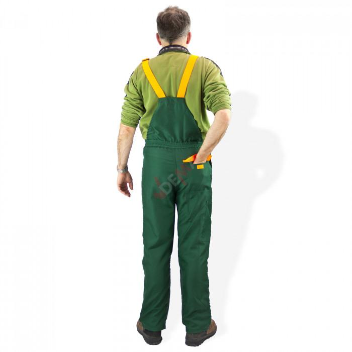 Salopette de sécurité / Pantalon Eco anti-coupures Taille M