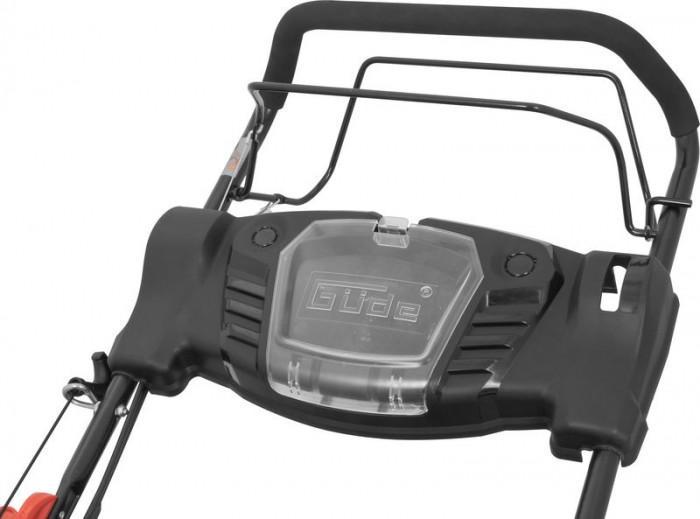 Tondeuse thermique autotractée Big Wheeler 554.1 R Trike