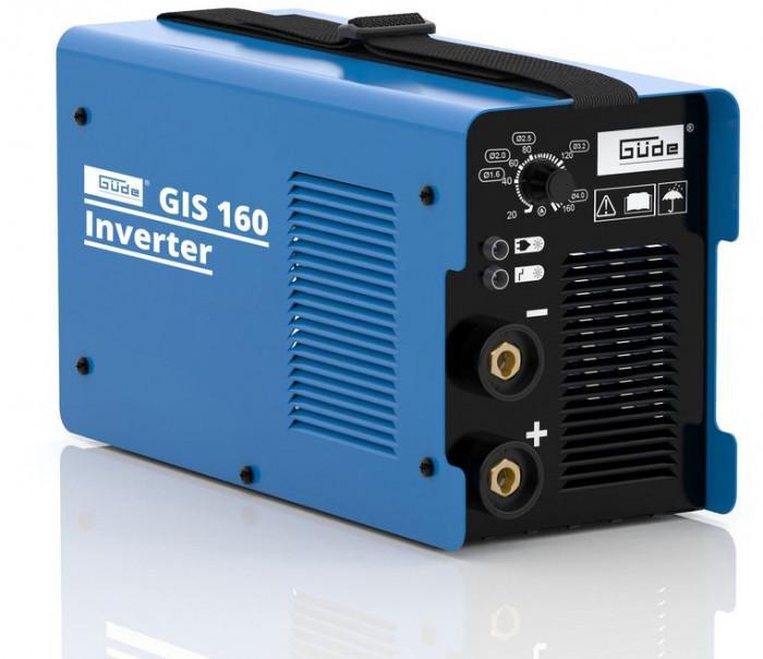 Poste à souder Inverter GIS 160