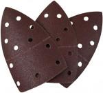 Triangles abrasifs pour G58136 - Lot de 6