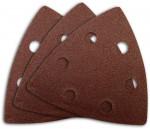 Triangles abrasifs pour G58136, G58148 et G58516 - Lot de 6
