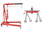Pack - Grue atelier 2 T + Balancier 1000 kg